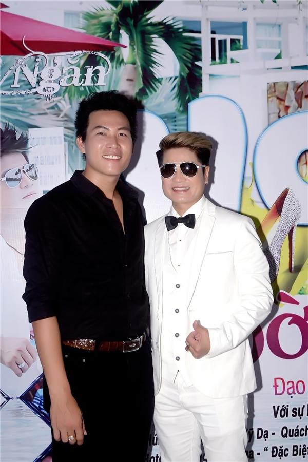 Quách Beem là người đảm nhận vai trò đạo diễn trong sản phẩm của Lương Gia Huy.