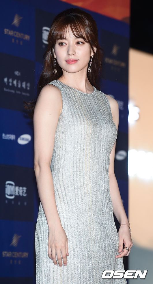Người đẹp Han Hyo Joo tỏa sáng trên thảm đỏ.