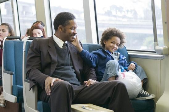 Trước khi nhận vai diễn để đời Tiểu Dre, Jaden đã từng đĩnh đạc diễn xuất bên cạnh bố Will trong bộ phim The Pursuit of Happyness (2006). Đây cũng là vai diễn điện ảnh đầu tay của Jaden, và ngay lập tức diễn xuất của cậu bé được giới phê bình ngợi khen, được trao giải thưởng Diễn xuất Đột phá tại Lễ trao giải MTV Movie Awards 2007.