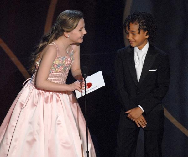 Cũng trong năm đó, Jaden được Viện Hàn Lâm mời đến trao giải tại Lễ trao giải Oscar 2007 cùng sao nhí Abigail Breslin.