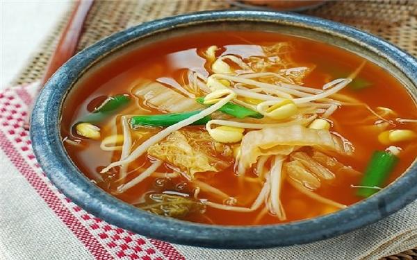 Canh súp - Các món canh bổ dưỡng giúp làm trắng da từ bên trong
