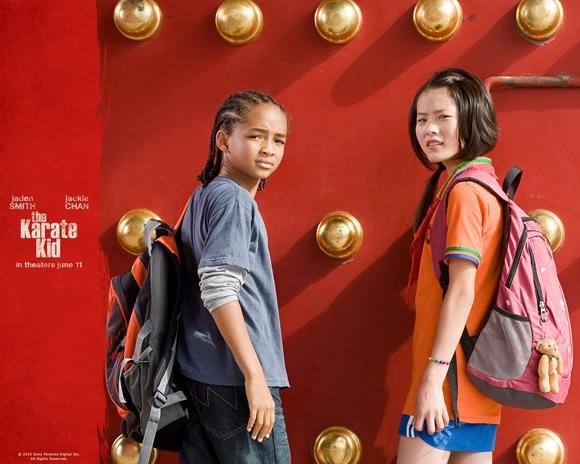 Meiying là cô bạn gái của Dre, một thần đồng violin, luôn giúp đỡ Dre vượt qua những khó khăn để hòa nhập với cuộc sống mới.