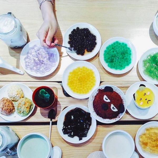 Món ăn vừa quen vừa lạ này cũng đang rất thịnh hành tại Hà Nội đấy, bạn đã thử chưa? (Ảnh: Internet)