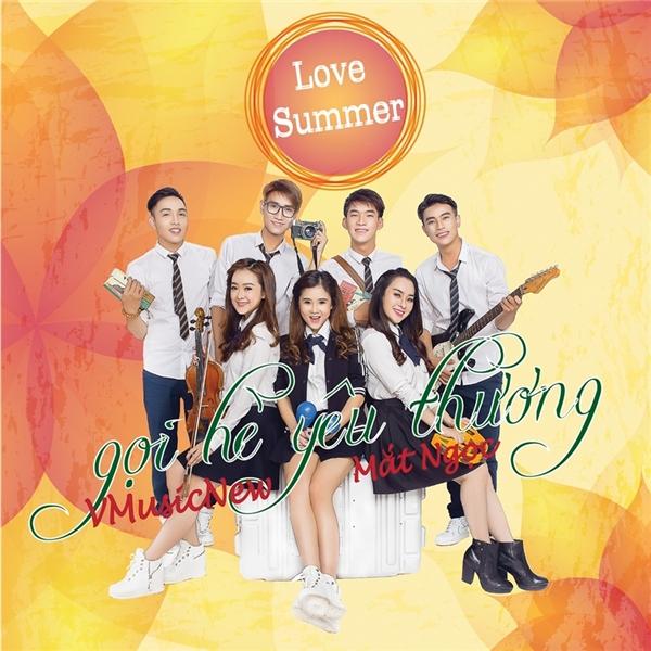 Sau khi ra mắt single Love Summer - Gọi hè yêu thương cùng Mắt Ngọc, V.MusicNew sẽ có chuyến lưu diễn tại các tỉnh miền Trung và chính thức ra mắt nhóm vào cuối tháng 7.