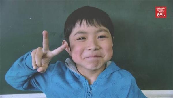Chân dung cậu bé Yamato Tanooka.(Ảnh: Internet)