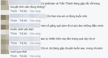 Người hâm mộ không ngừng gửi lời quan tâm chia sẻ tới Hari Won. - Tin sao Viet - Tin tuc sao Viet - Scandal sao Viet - Tin tuc cua Sao - Tin cua Sao