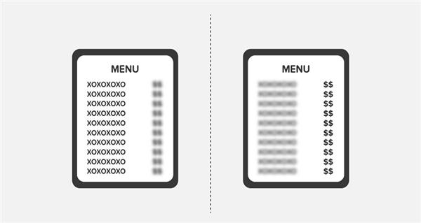 Bạn chọn món ăn theo sở thích hay theo giá tiền nào?