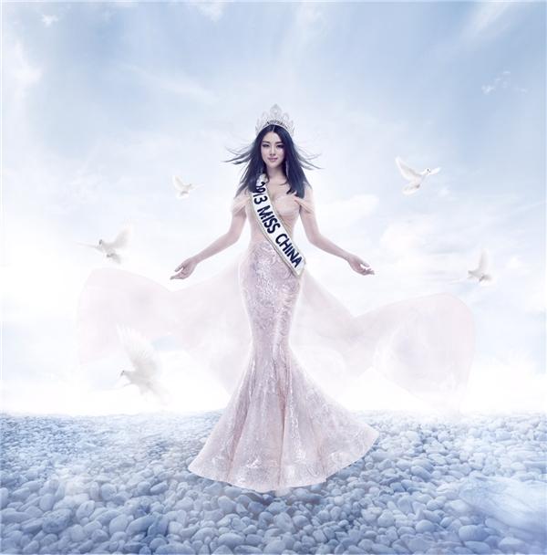 Bên cạnh đó còn có sự xuất hiện của Hoa hậu Trung Quốc 2014 Yu WeiWei cũng sẽ tới Việt Nam để tham dự.
