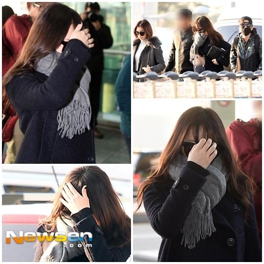 """Một buổi gặp mặt, chụp ảnh giữa Krystal f(x) và người hâm mộ phải bị hủy và chuyển sang một ngày khác do cô nàng đến quá trễ. Một vài ngày sau đó, khi xuất hiện tại sân bay, nữ ca sĩ phải che mặt đi để tránh ống kính của giới truyền thông. Tuy nhiên, đây không phải là lần đầu tiên Krystal đi trễ. Nhiều hãng tin còn cho rằng đây đã trở thành """"căn bệnh"""" của cô và những thành viên còn lại của nhóm nhạc."""