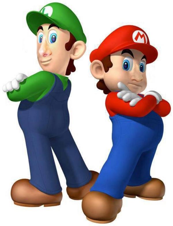 13. Anh em nhà Mario đã quyết định nâng mũi cho đúng chuẩn soái ca.