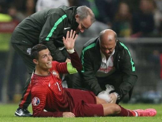 Ronaldo luôn được bảo vệ ở chế độ đặc biệt