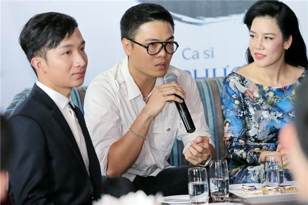 Đạo diễn Vũ Lâm chia sẻ thêm về dự án âm nhạc hợp tác cùng đàn chị.
