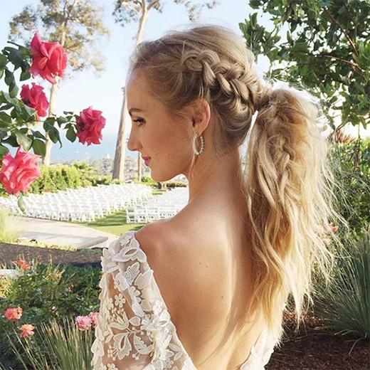 Hãy chọn cho mình một kiểu tóc thật xinh bạn nhé!