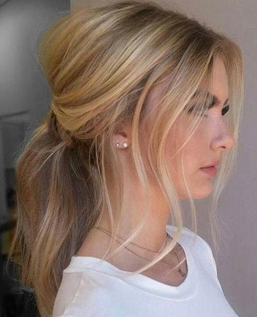 Những sợi tóc thừa sẽ làm khuôn mặt trở nên duyên dang hơn bao hết. (Ảnh: Internet)