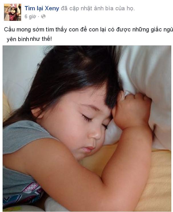 Nghi vấn cô bé lai 3 tuổi bị ông bố người Mỹ bắt cóc ngay giữa Hà Nội?