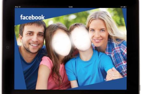 Bố mẹ phải xin phép con trước khi đăng hình lên mạng xã hội