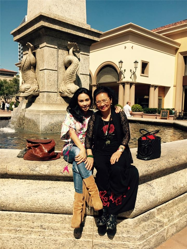 Thanh Lam khoe ảnhđi du lịch cùng mẹ. - Tin sao Viet - Tin tuc sao Viet - Scandal sao Viet - Tin tuc cua Sao - Tin cua Sao