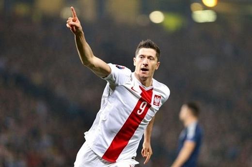 Những sát thủ vòng cấm đáng sợ nhất EURO 2016