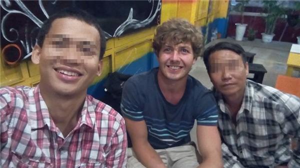 chàng trai ngoại quốc mất tích tại Hoàng Liên Sơn