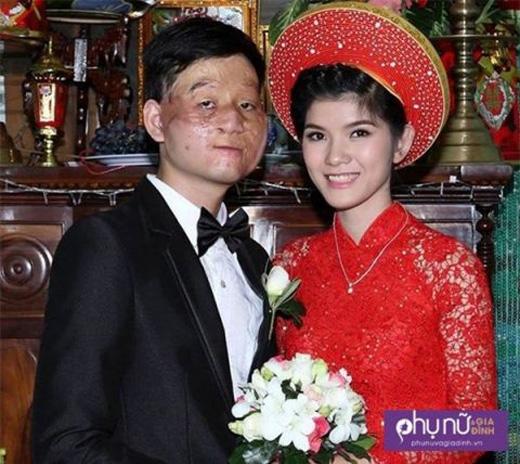 Đám cưới chấn động mạng của Trần Lâm và Thu Hiền năm 2014.