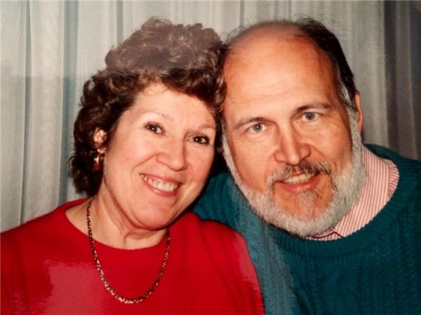Ông Bill Bresnan và vợ