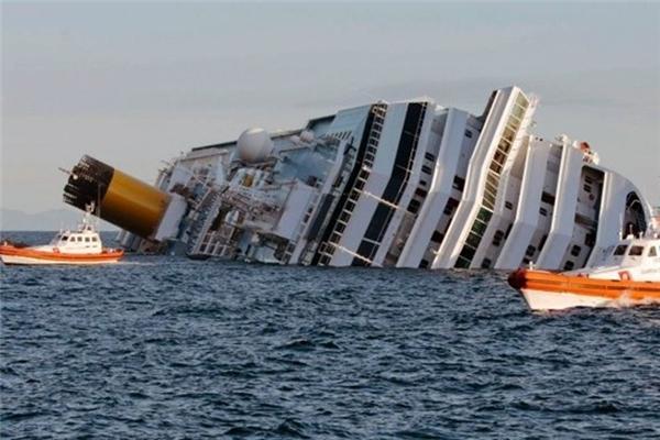 Rất nhiều vụ việc tàu, thuyền bị chìm đã xảy ra. (Ảnh: Internet)