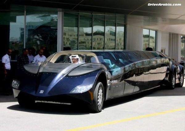 Chiếc xe thuộc hàng khủng được Hoàng tử sở hữu.
