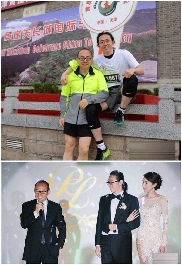 Phan Thụy (tóc dài) tuy trẻ tuổi nhưng lại được biết đến với khối tài sản khét tiếng của gia đình.