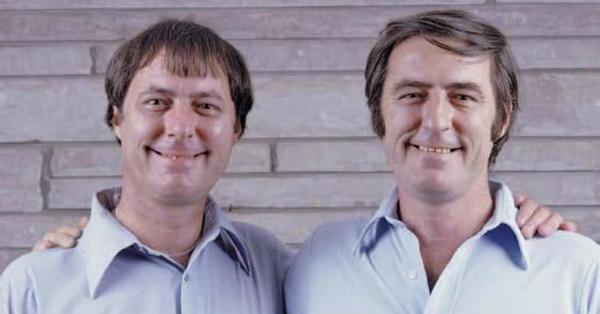 Hai anh em sinh đôiJim Lewis và Jim Springer.(Ảnh: Internet)