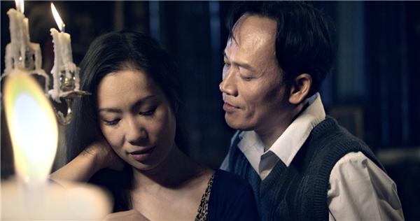 Trịnh Kim Chi đã hoàn thành xuất sắc vai diễn do cô đảm nhận trong Ma Nữ Báo Thù.
