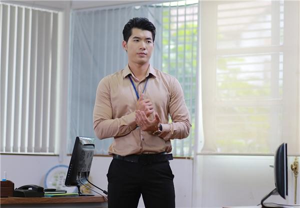 Hai diễn viên chính trong phim Mai Hàn - Trương Nam Thành.