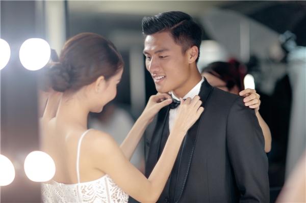 Hé lộ trang phục cưới của Kỳ Hân, Mạc Hồng Quân