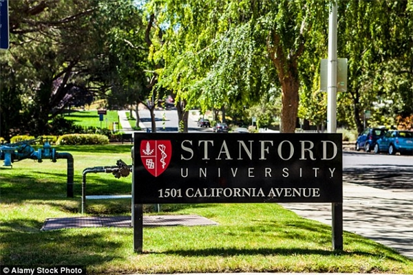 Được biết, Brock Allen Turner là một sinh viên sáng giá của đại học Stanford khi là thành viên của chương trình bơi lội tại đại học này.(Ảnh: Alamy Stock Photo)