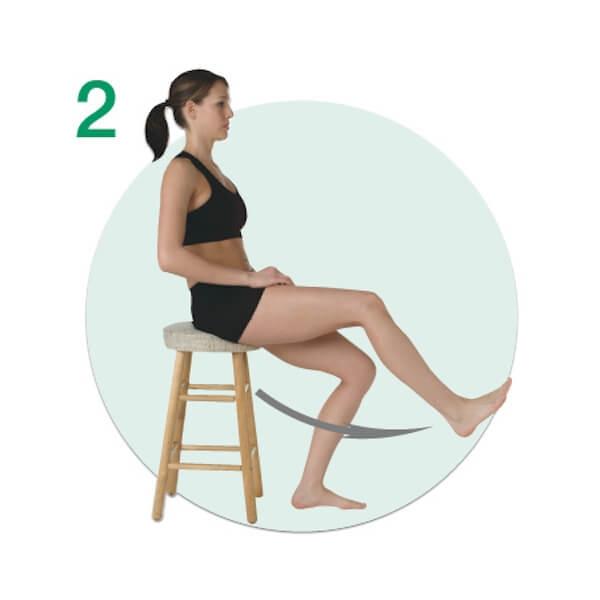 Chẳng cần tập luyện nhiều, ngồi 1 chỗ và làm thế này là đủ để sở hữu vòng eo 56