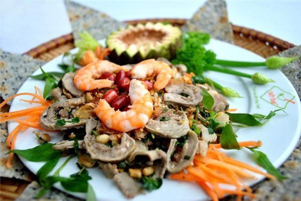 Ẩm thực miền Trung - Những món gỏi miền Trung ngon khó cưỡng