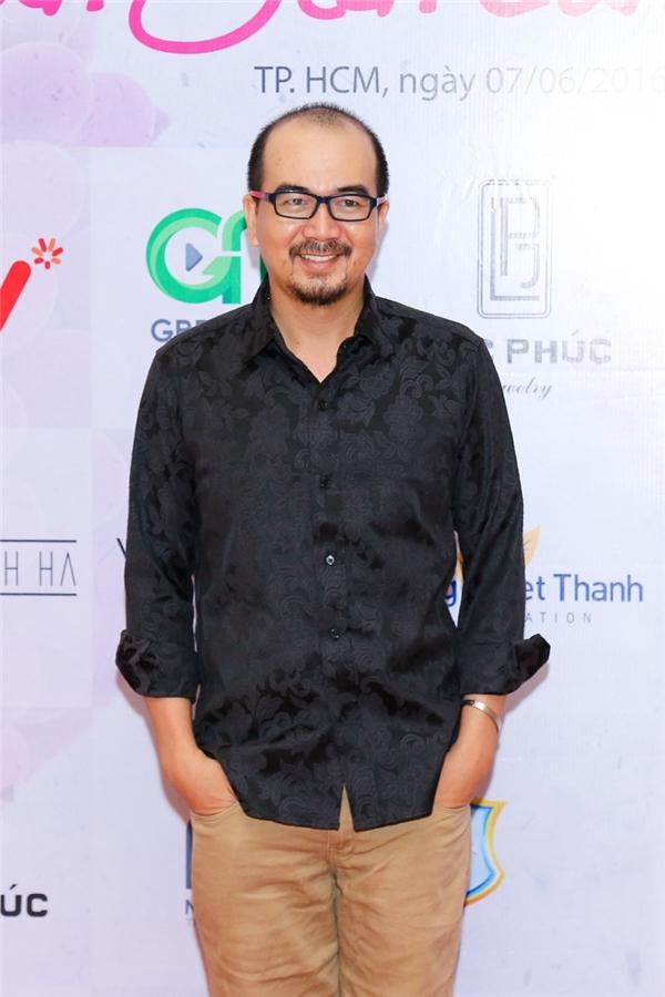 Đạo diễn bộ phim Thần tiên cũng nổi điên - Cao Tấn Lộc.