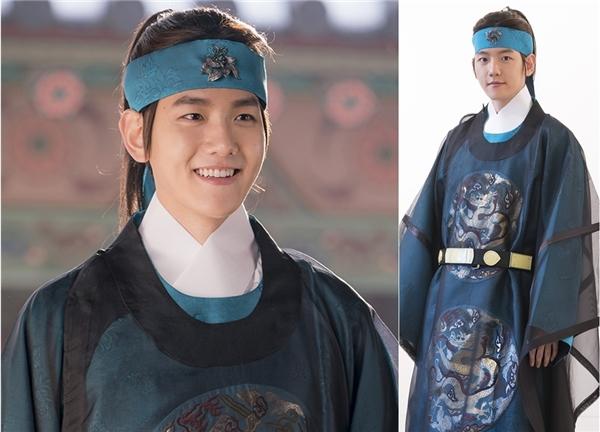 Baekhyun đại náo Bộ Bộ Kinh Tâm phiên bản Hàn khiến fan thích thú