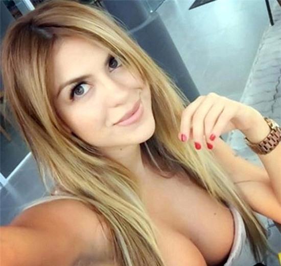 Rossana Torales, nữ bác sĩ có vẻ đẹp thiên thần tại câu lạc bộ Boavista.