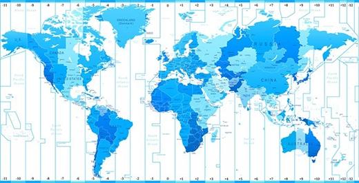 Múi giờ thực sự của Singapore thực chất là GMT +7.5 chứ không phải GMT +8 như mõi người nghĩ. Trong hơn 36 năm, Singapore vẫn giữ múi giờ cũ cho đến khi năm 1982, Singapore đổi theo múi giờ của Malaysia để tạo sự thuận lội cho doanh nghiệp và đi lại giữa hai nước.(Ảnh: Internet)