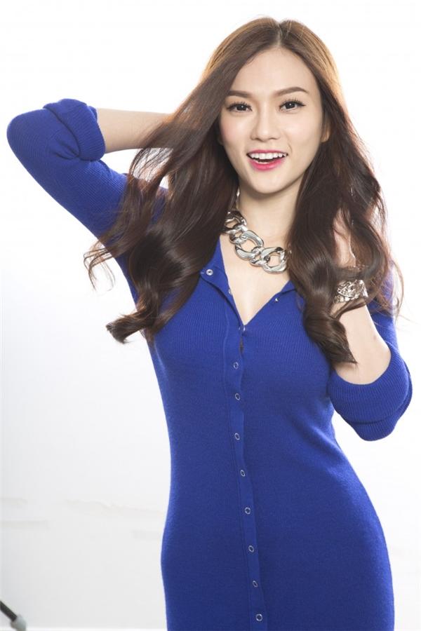 Năm 2014, cô đăng quang ngôi vị Quán quân Bước nhảy hoàn vũ mùa thứ 5. - Tin sao Viet - Tin tuc sao Viet - Scandal sao Viet - Tin tuc cua Sao - Tin cua Sao