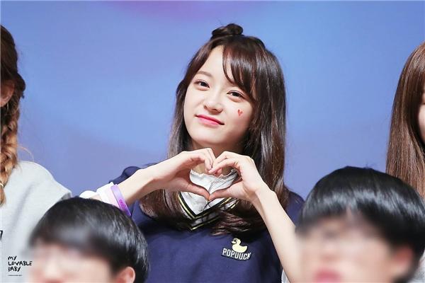 Sở hữu gương mặt nhỏ, nụ cười tươi tắn giúp Se Jeong luôn tỏa sáng mọi nơi cô xuất hiện. Hình thuở nhỏ cho thấy cô nàng đã trông vô cùng đáng yêu từ bé.