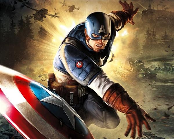 Khả năng chiến đấu cùng chiến lược của Captain được đánh giá xuất sắc nhất trong những Siêu anh hùng Marvel.