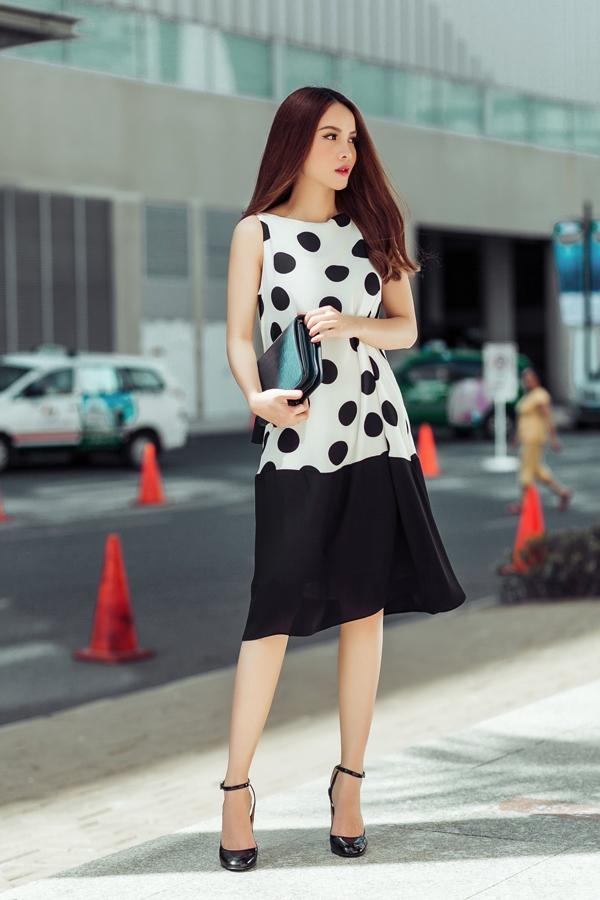 Xuống phố đa phong cách cùng Yến Trang