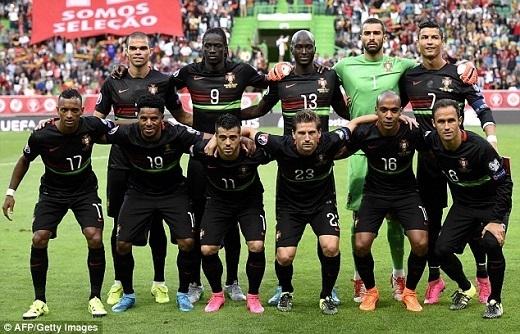 10 đội tuyển có giá trị đội hình cao nhất tại Euro năm nay