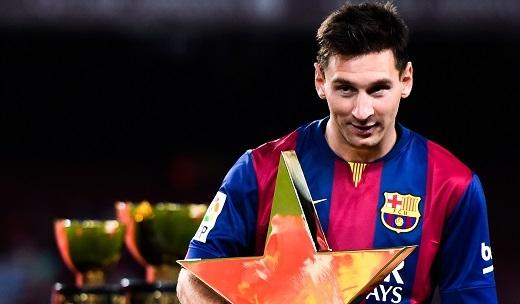 Barcelona muốn trói chân Lionel Messi mãi mãi