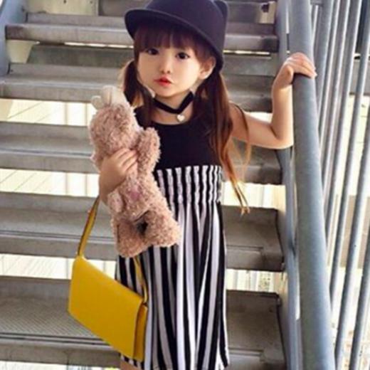 Ngất ngây với cô bé fashionista nhí xinh như thiên thần