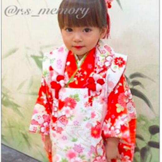 Xinh đẹp trong trang phục Kimono.