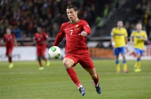 Ronaldo xếp thứ mấy trong danh sách những 'chiếc F1' tại EURO 2016?