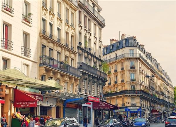 35. 20 quận của Paris có siêu siêu nhiều cái tên trước khi được đặt theo số như ngày nay. (Ảnh: Internet)