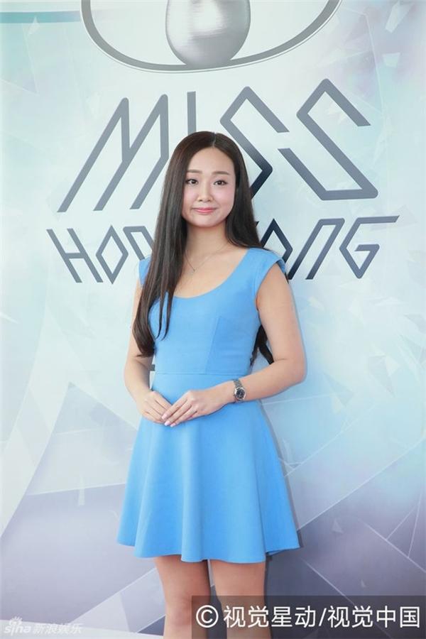Nhan sắc ứng viên Hoa hậu Hồng Kông 2016 lại bị chê bai hết lời